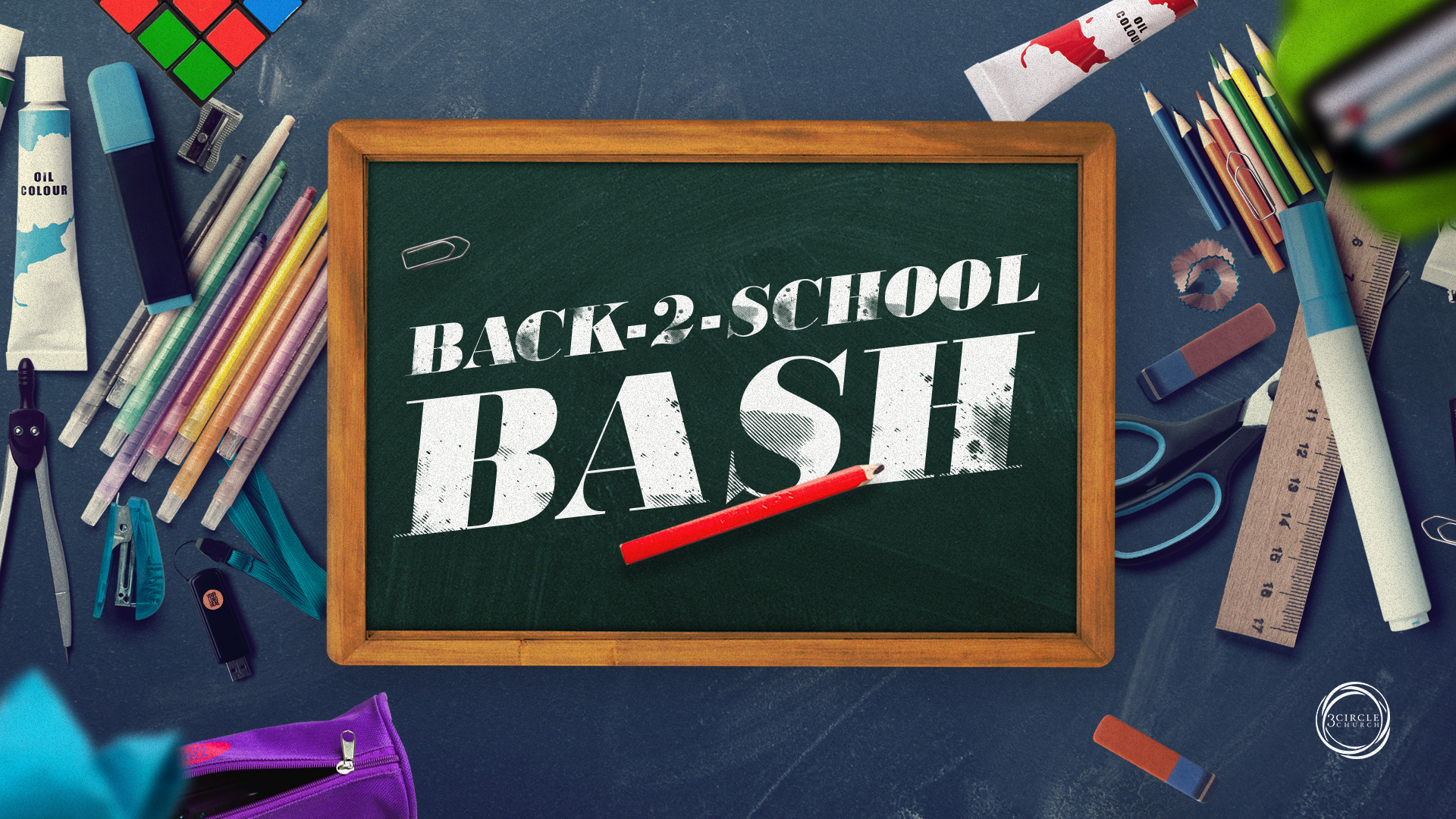 Back - 2 - School Bash