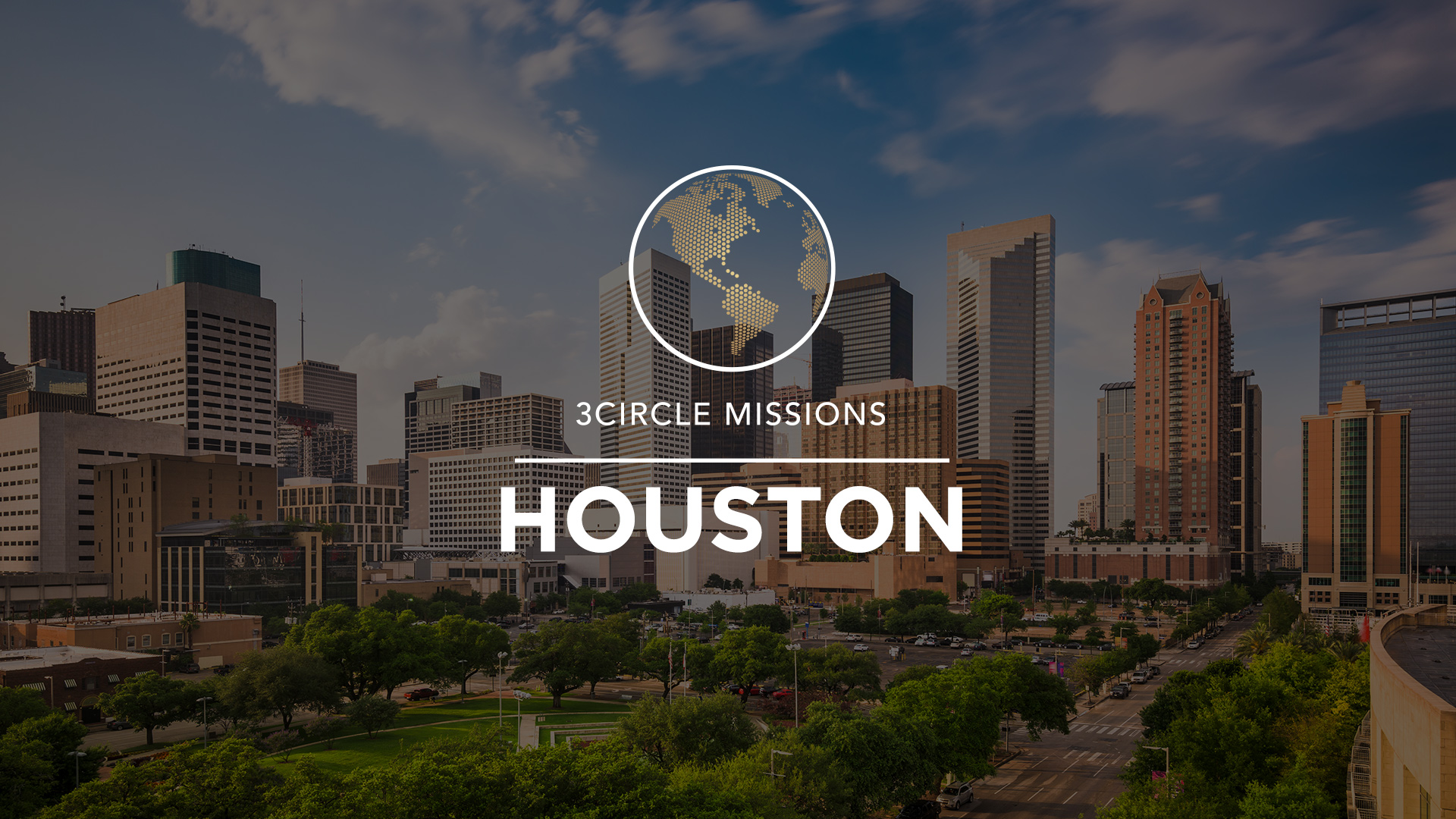 MISSION TRIP: HOUSTON